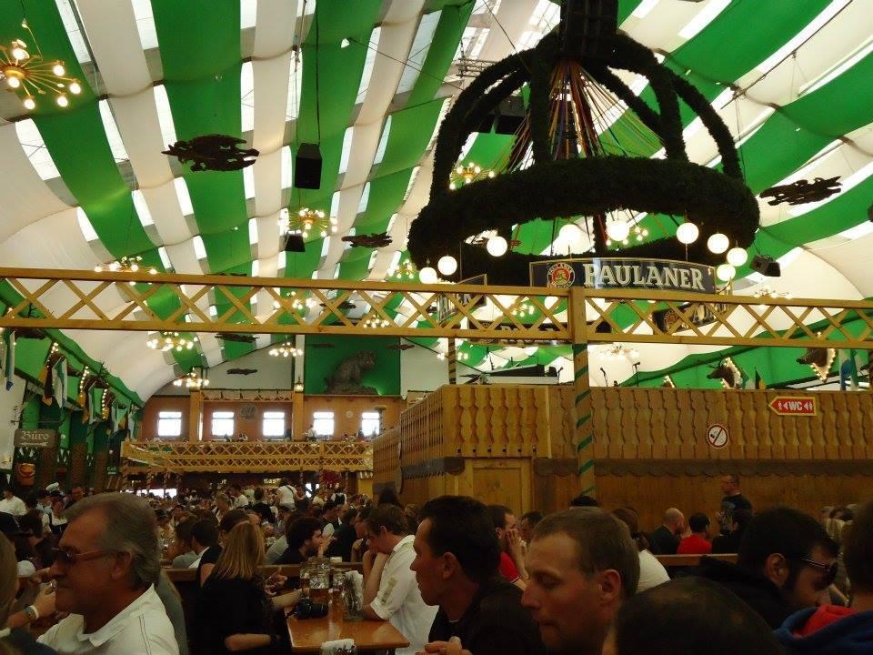 armbrustschutzen oktoberfest tents guide