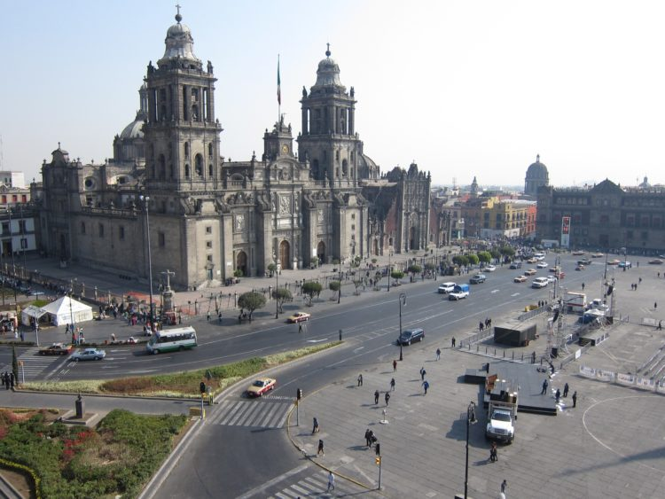 best places to stay in mexico city like the centro historico