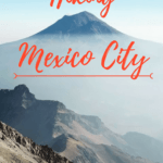 The complete guide to hiking Iztaccihuatl and Popocatepetl. Find out what makes this volcano trek one of the best things to do in Mexico City. Also includes a workaround from Puebla in case you prefer to travel from there.