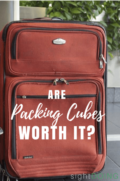 Are packing cubes worth the money?