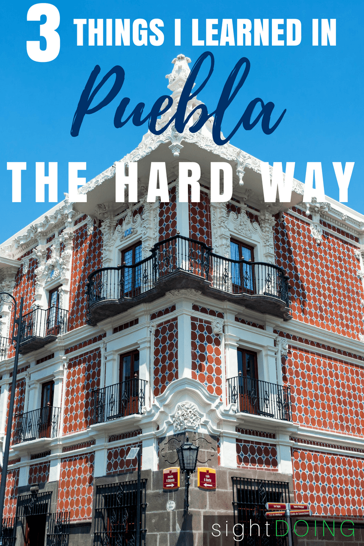 Are you traveling to Puebla Mexico? This vibrant vacation spot is just two hours away from Mexico City. Add it to your travel plans today (and avoid making the same mistakes I did).