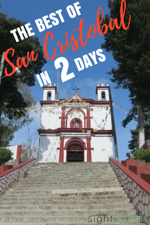 Here's how to plan the best things to do in San Cristobal de las Casas Chiapas. This southern Mexico town is gorgeous - and has lots to do like hiking by waterfalls, visiting indigenous villages, gazing at gorgeous churches, and so much more.