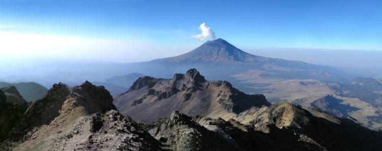 popo volcano mexico