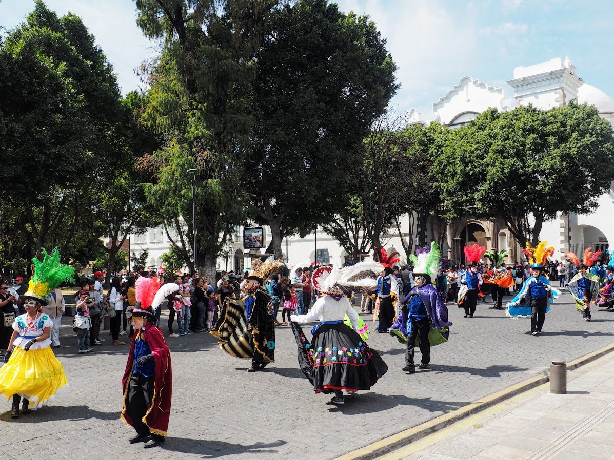 puebla street festival