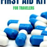 travel first aid kit list diy