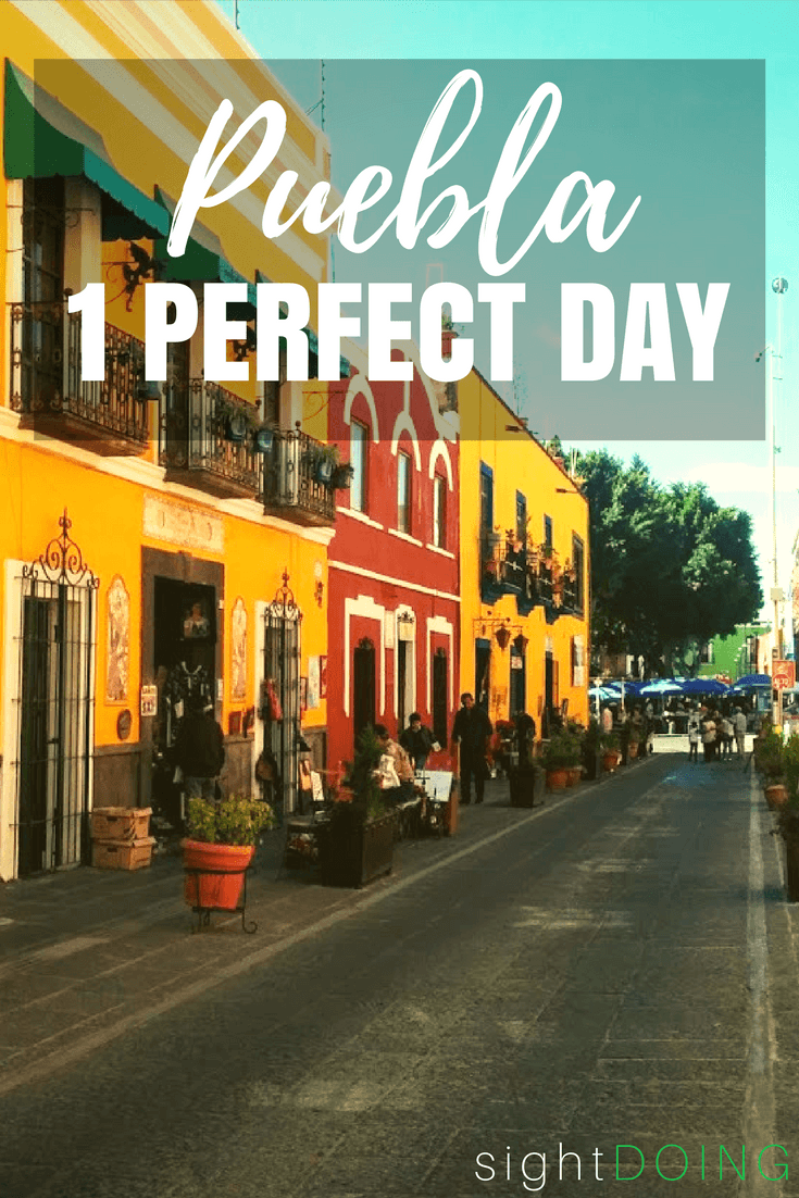 Puebla and neighboring Cholula are pueblos magicos - incredible places to visit in Mexico! Learn how to plan the perfect day so you don't miss the best things to do in Puebla, even if you have limited time. You'll also learn why I think it's worth spending the night.