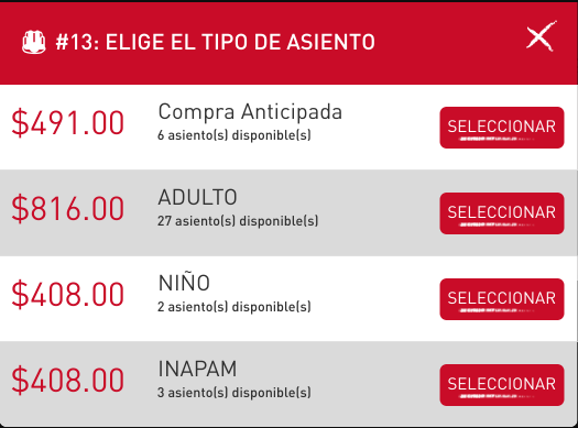 ado bus mexico advance purchase discount