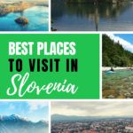 collage of places to visit in slovenia
