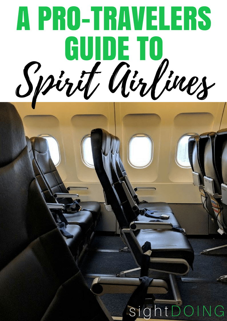 Looking to save money on travel? These Spirit Airlines tips will tell you what to watch out for so you don't get caught off-guard by surprise fees. Be smart and use cheap airline tickets to your advantage!