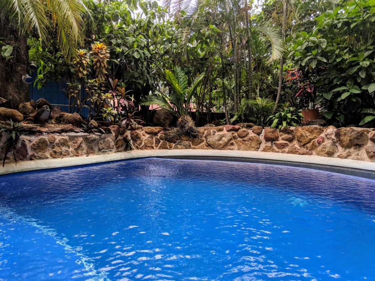 tico adventure lodge pool