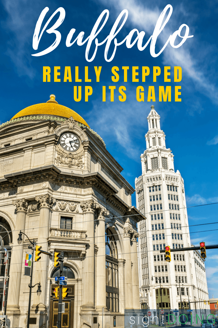 Hello, Buffalo! This New York city transformed itself over the past few years to an incredible place with dozens of things to do in NY. Plan your travel today!