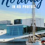 You can't go wrong with visiting Norway! This is photography heaven, full of scenic landscape, fjords, waterfalls and so much more. Use these 45 pictures for inspiration on where to go on your trip. Hint: my favorite was Stavanger, but you just might like other cities like Oslo, Bergen, Flam, or Alesund.
