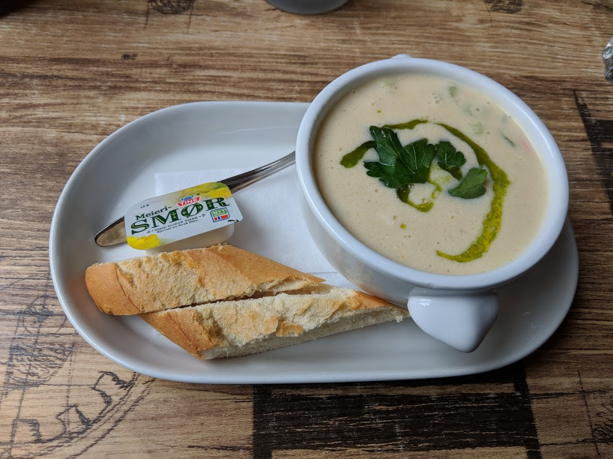 alesund fish soup