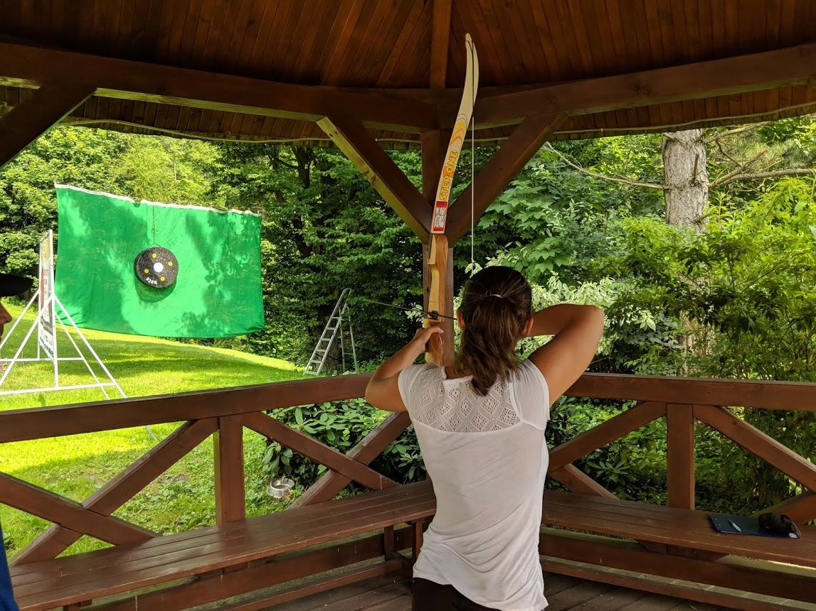 archery hotel sepetna