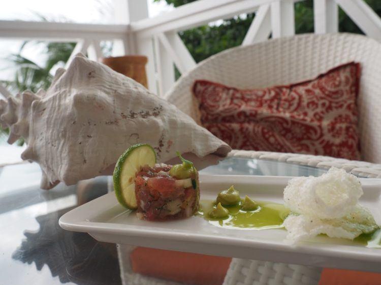 top deck barbados restaurant