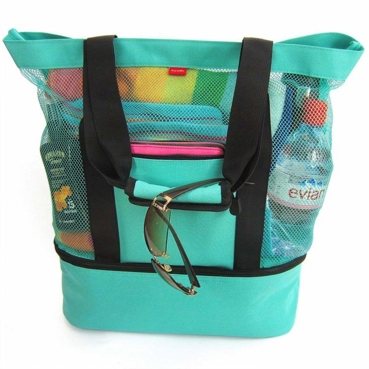 beach bag cooler