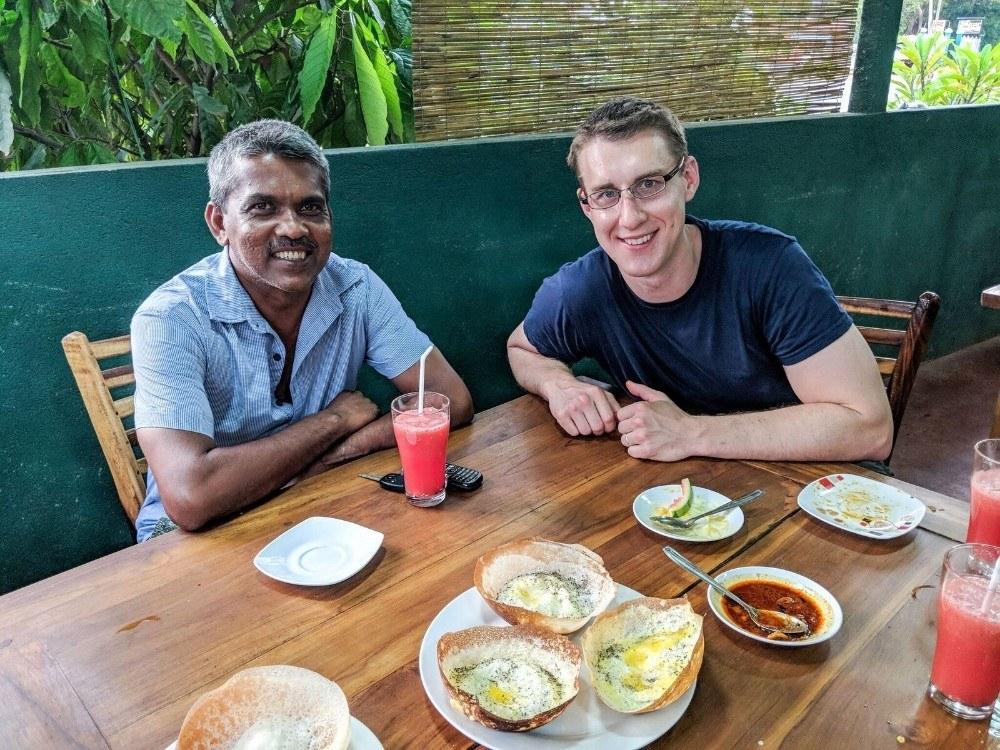 dambulla street food