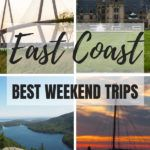 east coast weekend getaways