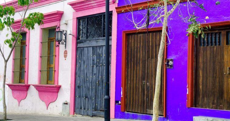 oaxaca mexico street