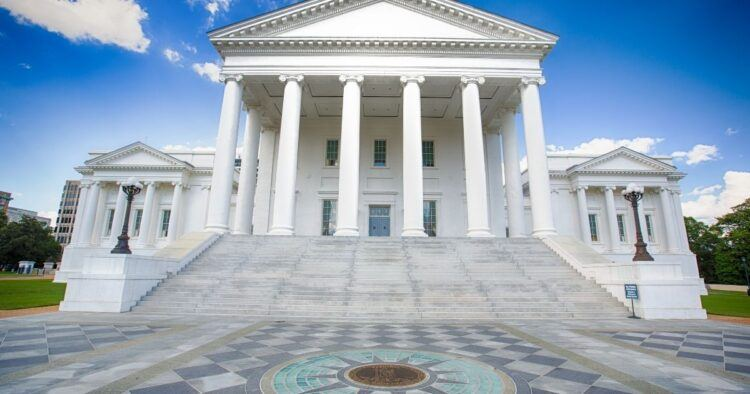 richmond virginia state capitol