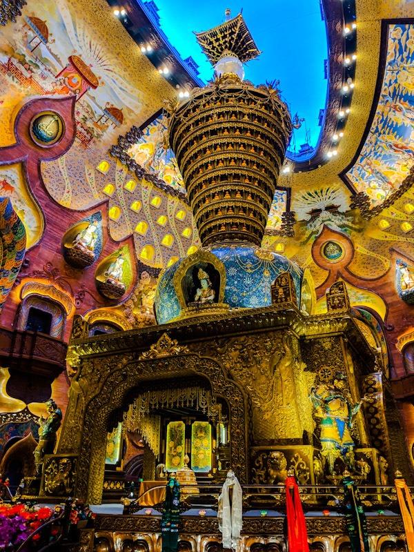 great hall usnisa palace nanjing