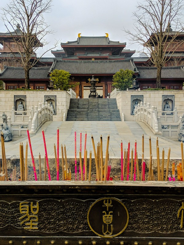 niushou shan cultural park