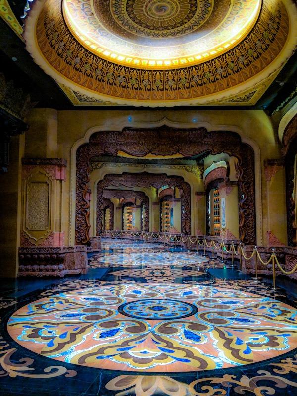 underground unisa palace