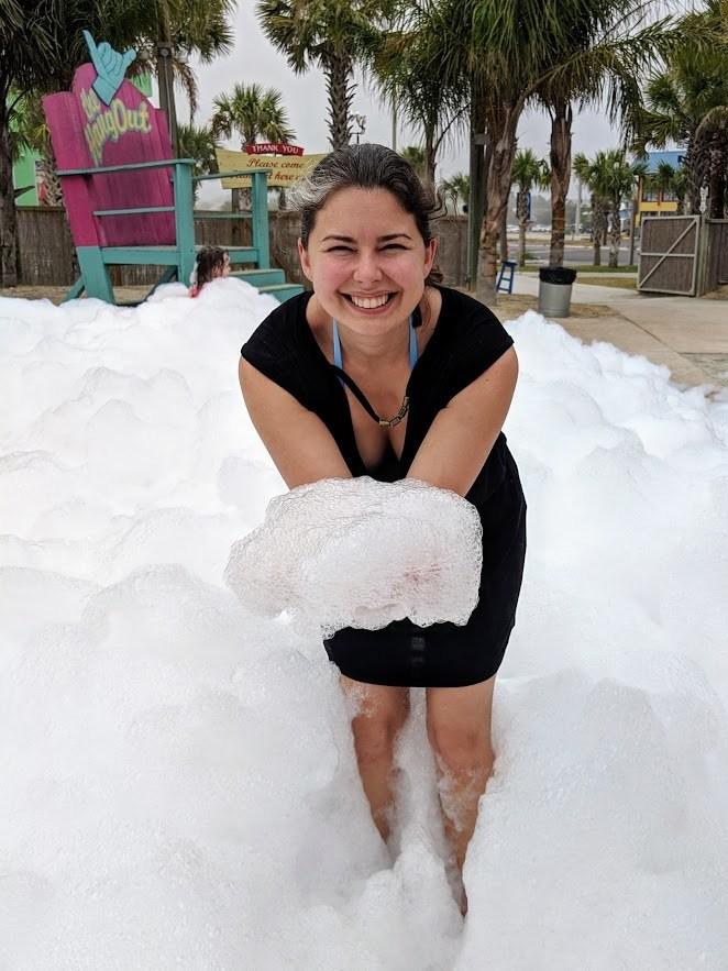 bubble party the hangout