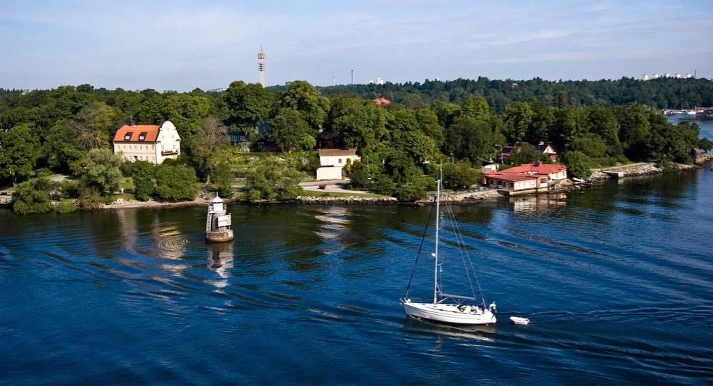 stockholm archipelago scenery