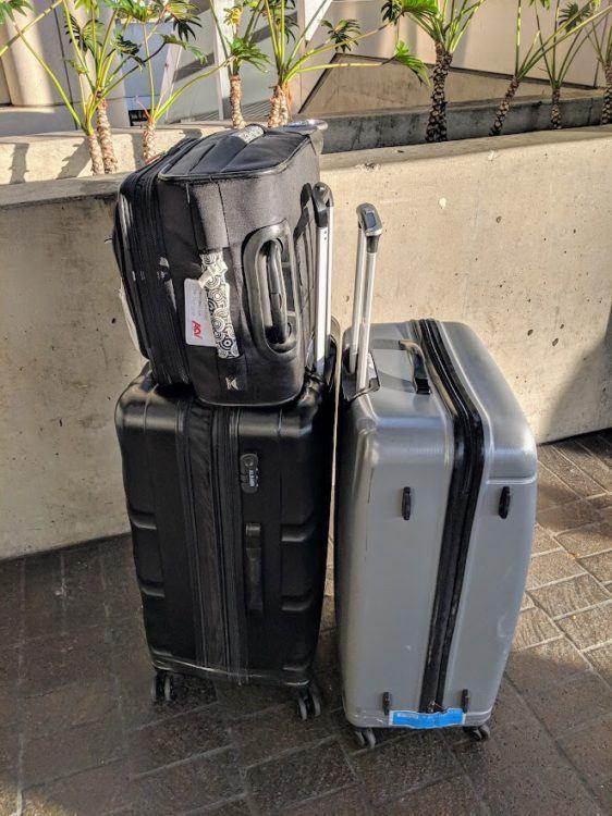airmule suitcases