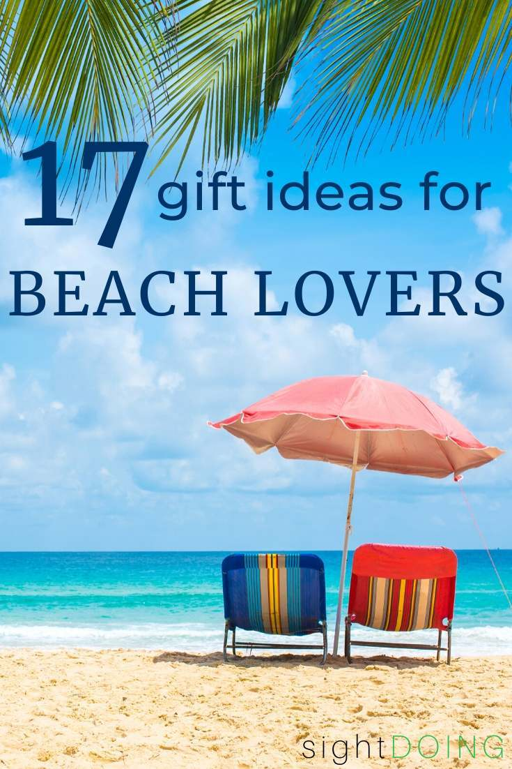 beach gift ideas
