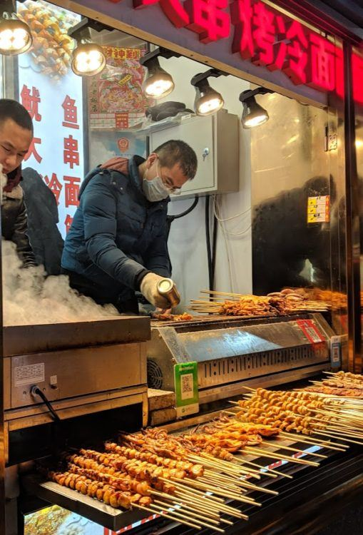 harbin grilled meats