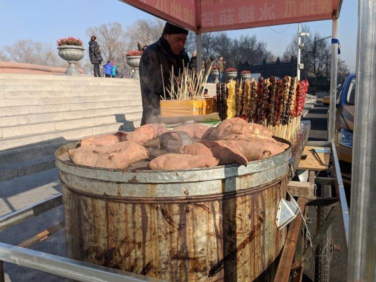 street food in harbin