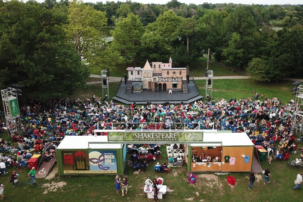 outdoor theater things to do in buffalo ny
