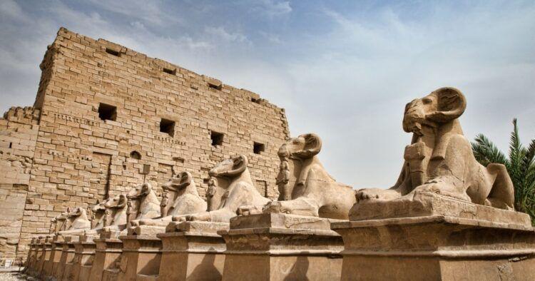 karnak egyptian temple