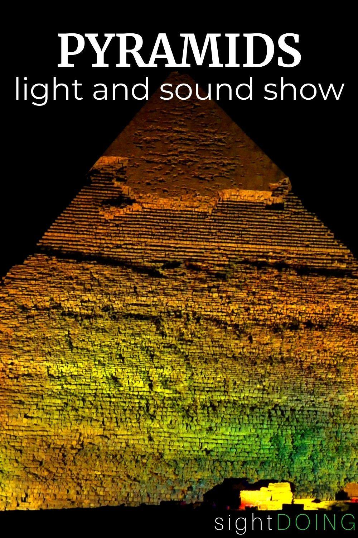 pinterest pyramids light show