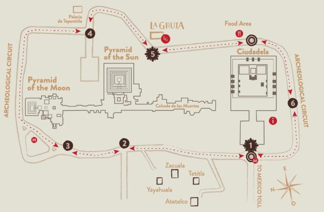 la gruta map