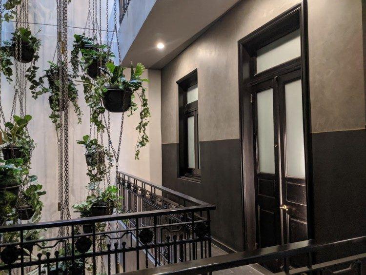 hotel umbral balcony