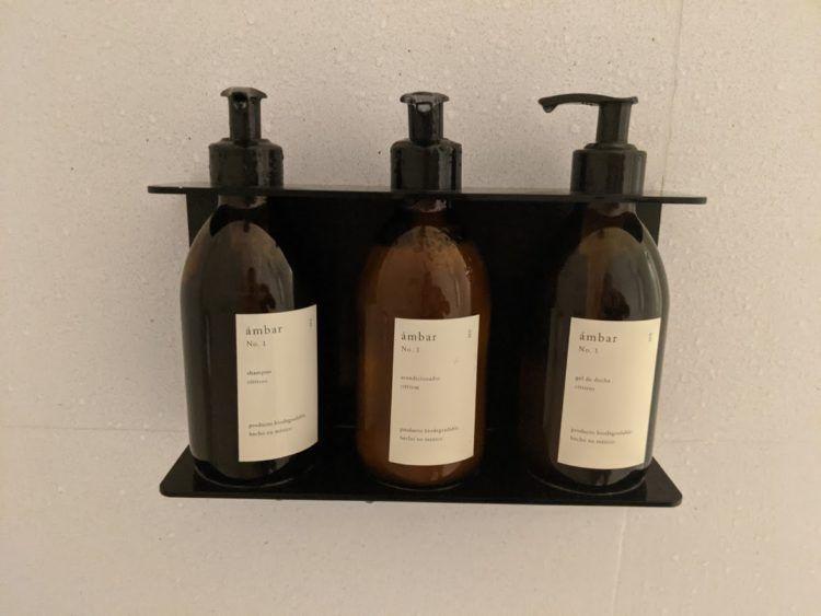 hotel umbral shampoo