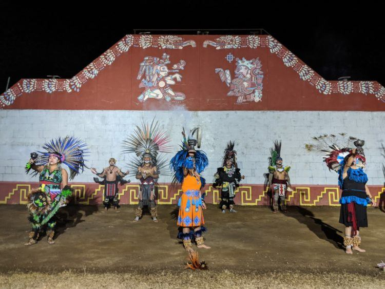 teotihuacan dinner show