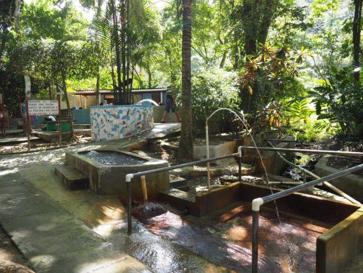 pools in valle de anton panama mud springs