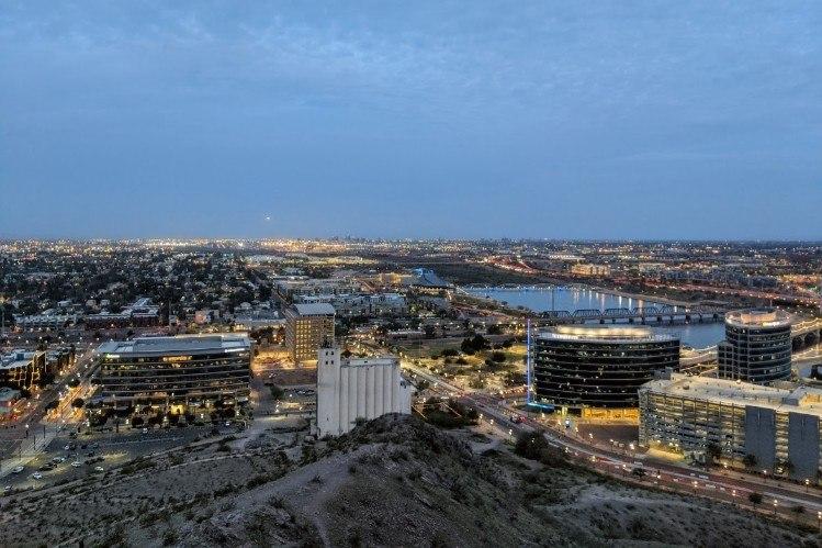tempe city view