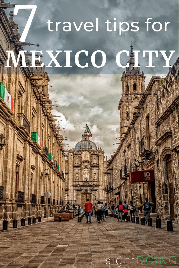 Mexico City travel tips pinterest