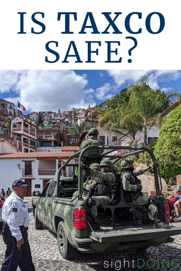 is taxco safe
