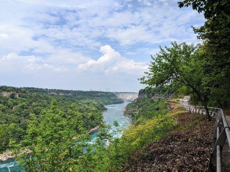 rim trail niagara falls usa