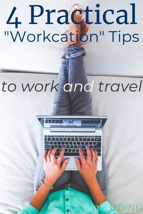 work and travel tips