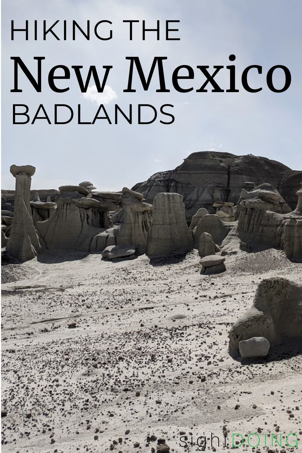 cover new mexico badlands hiking