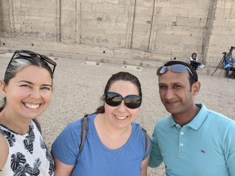 dendera egypt guide