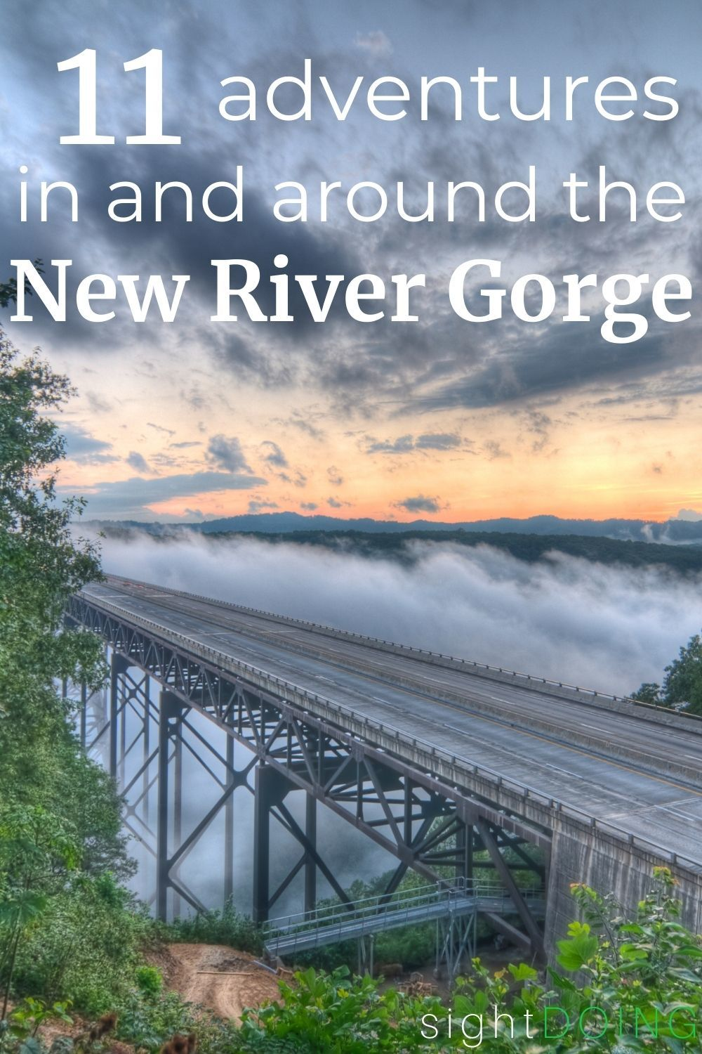 things to do in the new river gorge national park