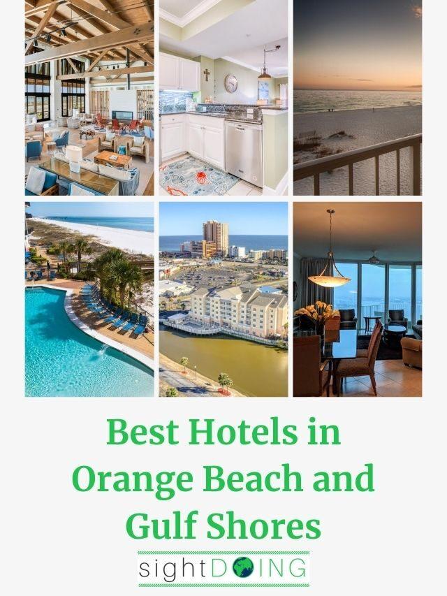 Best Hotels in Gulf Shores & Orange Beach